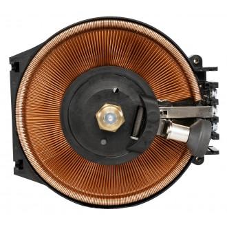 Stelltranformator 230V/0~230V 1.25A 3Pkt. Befestigung